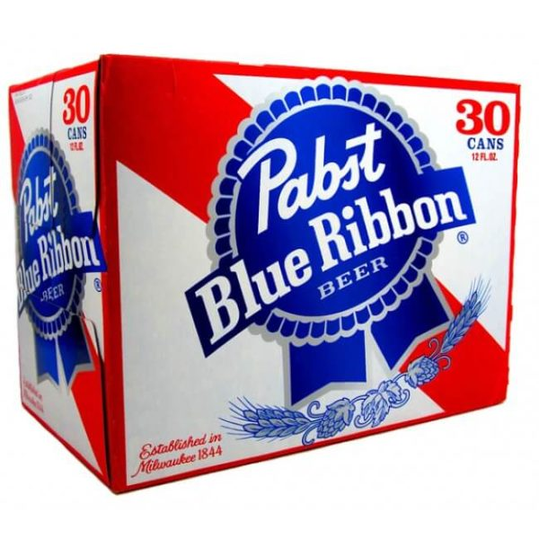 Pabst Blue Ribbon 30PKC
