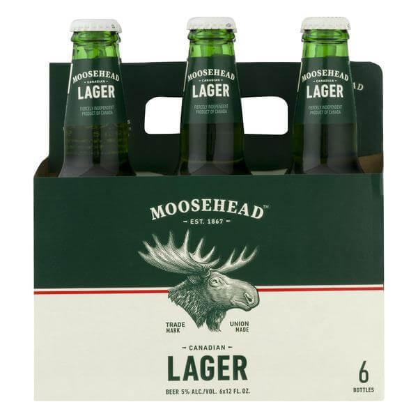 Moosehead 6PKB