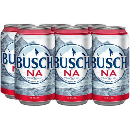 Busch Non Alcoholic 6PKC