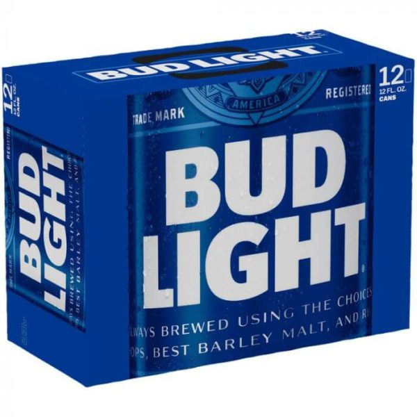 Bud Light 12PKC
