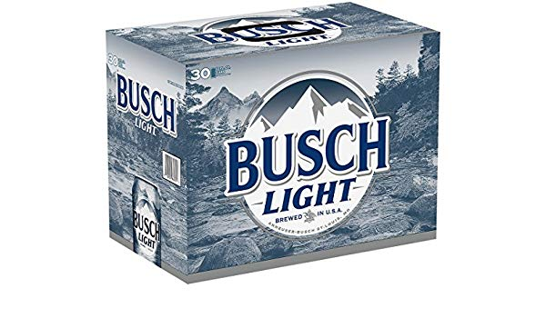 Busch Light 30PKC