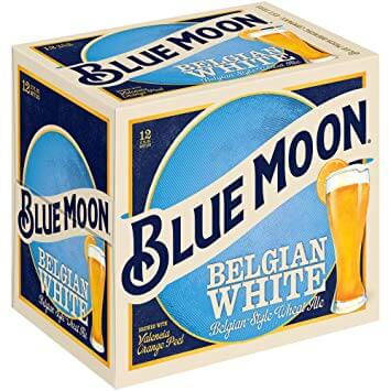 Blue Moon Belgian White 12PKB